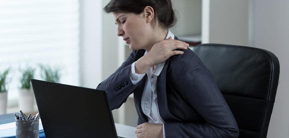 Massage til de Svenborgs ømme kontorskuldre